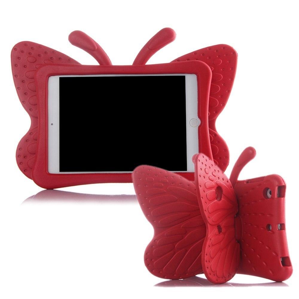 EVA ударопрочный чехол для iPad 2, 3, 4 мультяшный 3D чехол-подставка с бабочкой для iPad 2 детские безопасные чехлы Чехлы A1430