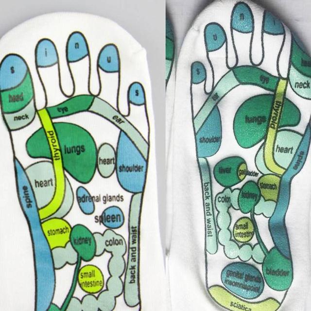 Acupressure Reflexology Socks 8