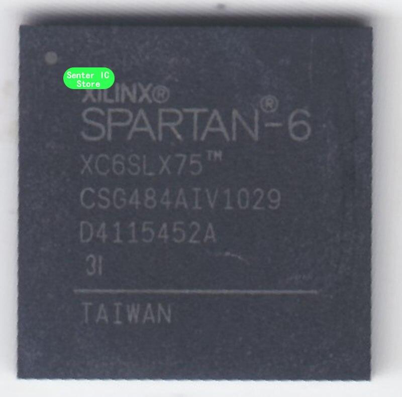 XC6SLX75T-3CSG484I جديد الأصلي