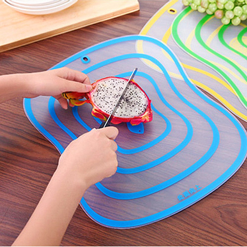 1PCS Fat Scrub Category Cutting Board Non - slip Fruit Rubbing Panel Kitchen Decorations For Home Ho