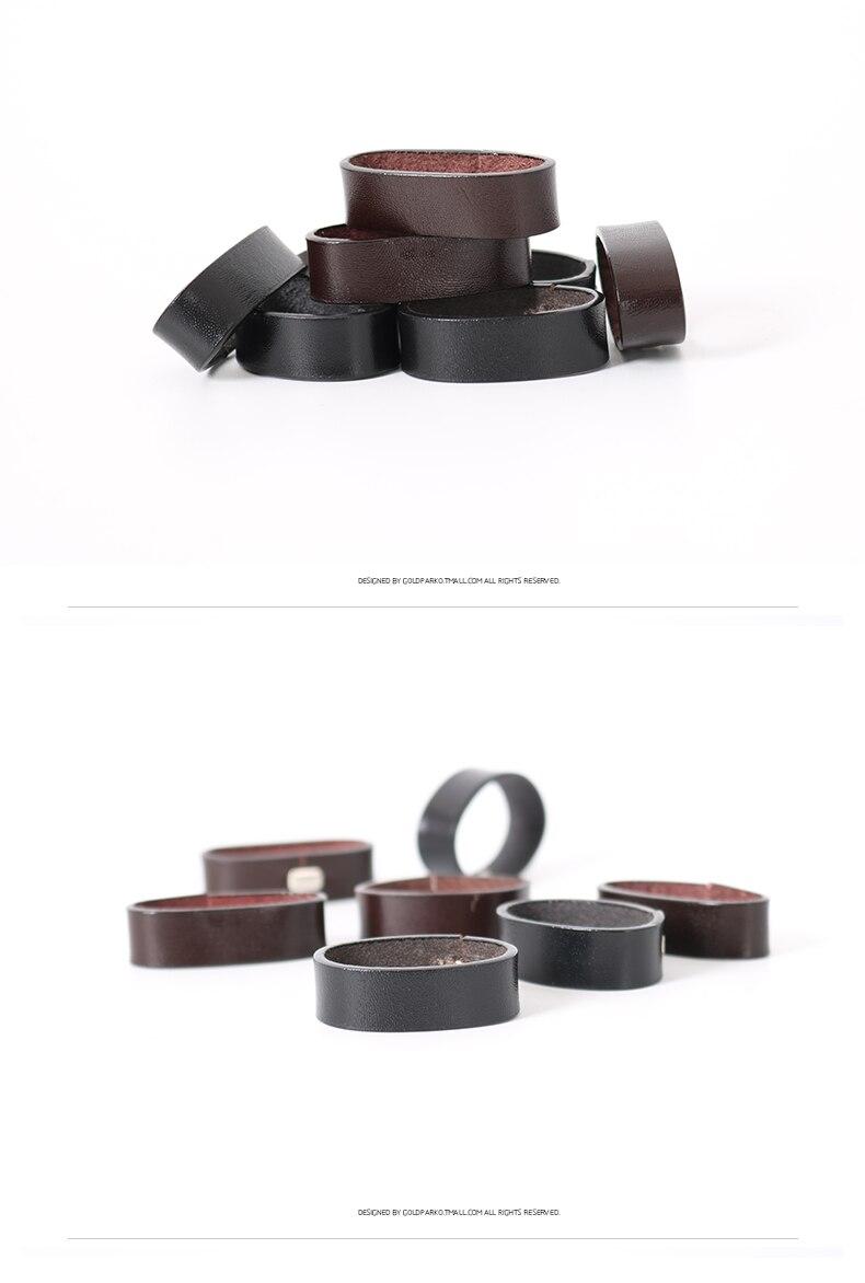 Accessoires de ceinture en cuir   Bricolage, pièces de ceinture en cuir/5 couleurs, Option, remarque en ordre, pas vendu séparément