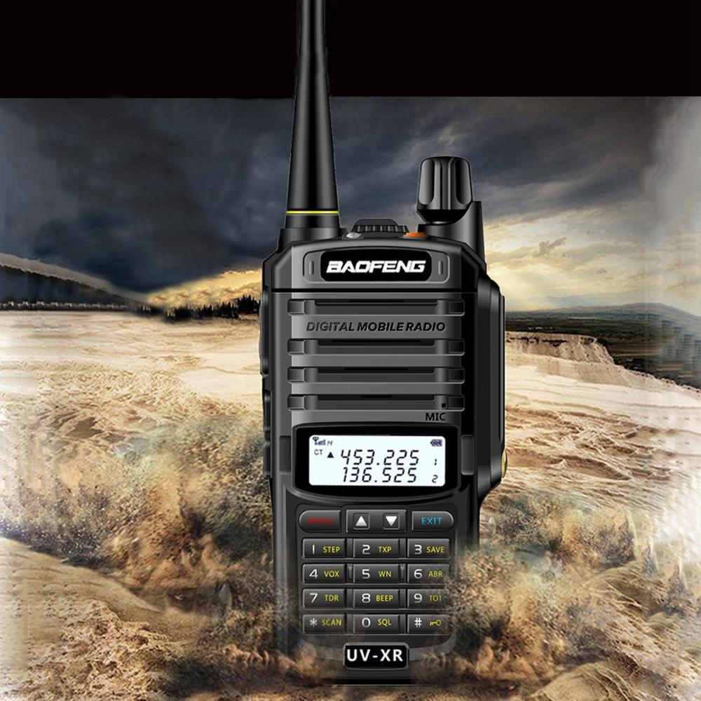 Baofeng UV-XR 10W Powerful  Walkie Talkie CB radio set portable Handheld 10KM Long Range Two Way Radio uv-9r uv9r plus