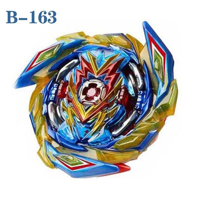 Tops lanzadores Beyblades explosión B-163 Arena juguetes Bey Blade hoja Aquiles Bayblade Bable Fafnir Phoenix Blayblade Bay hoja