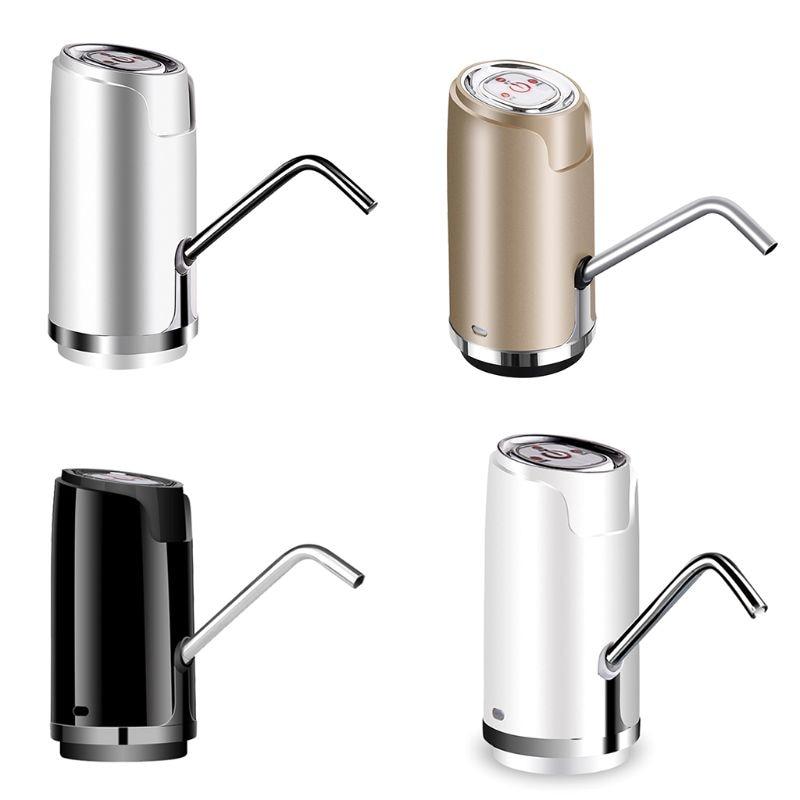 Garrafa de água Da Bomba de Carregamento USB Sem Fio Elétrico Automático Dispensador De Bomba De Água