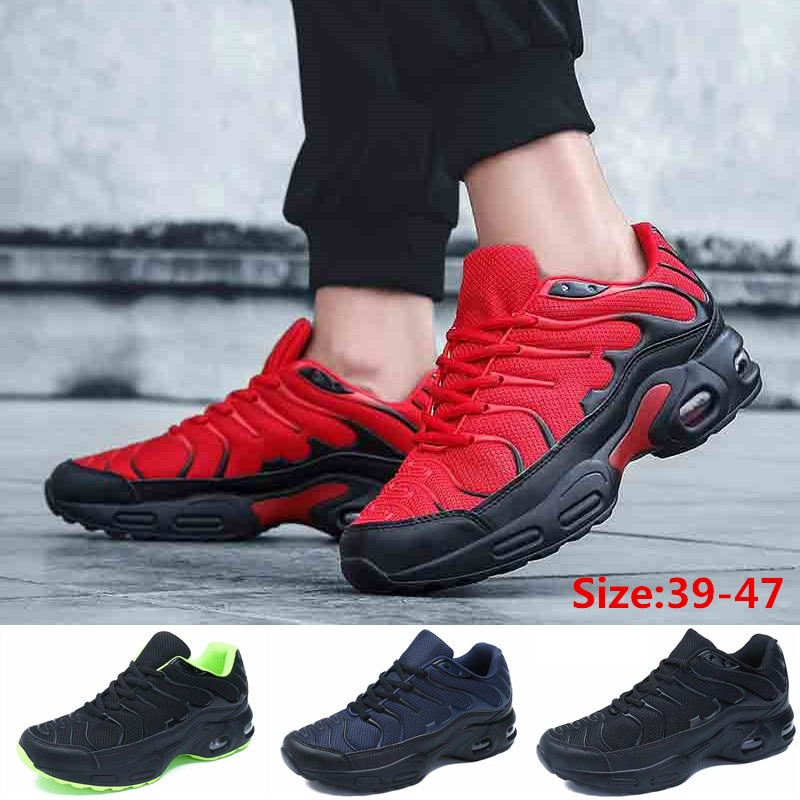 Fashion Men's Air Cushion Sports Shoes Running Shoes Breathable Casual Sneakers