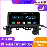 10 25 128gb android 10 0 car radio for mazda cx cx 5 2013 2020 multimedia video player navigation stereo gps auto 2din dvd