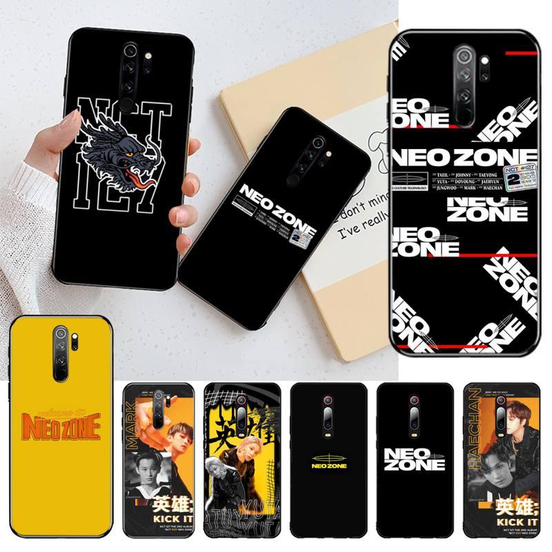 Kpop NCT 127 Neo zona teléfono caso para Redmi 9 Un 8A...