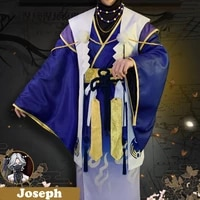 game identity v cosplay costumes hunter joseph photographer cosplay costume kimonos skin uniforms clothes suits sets hot