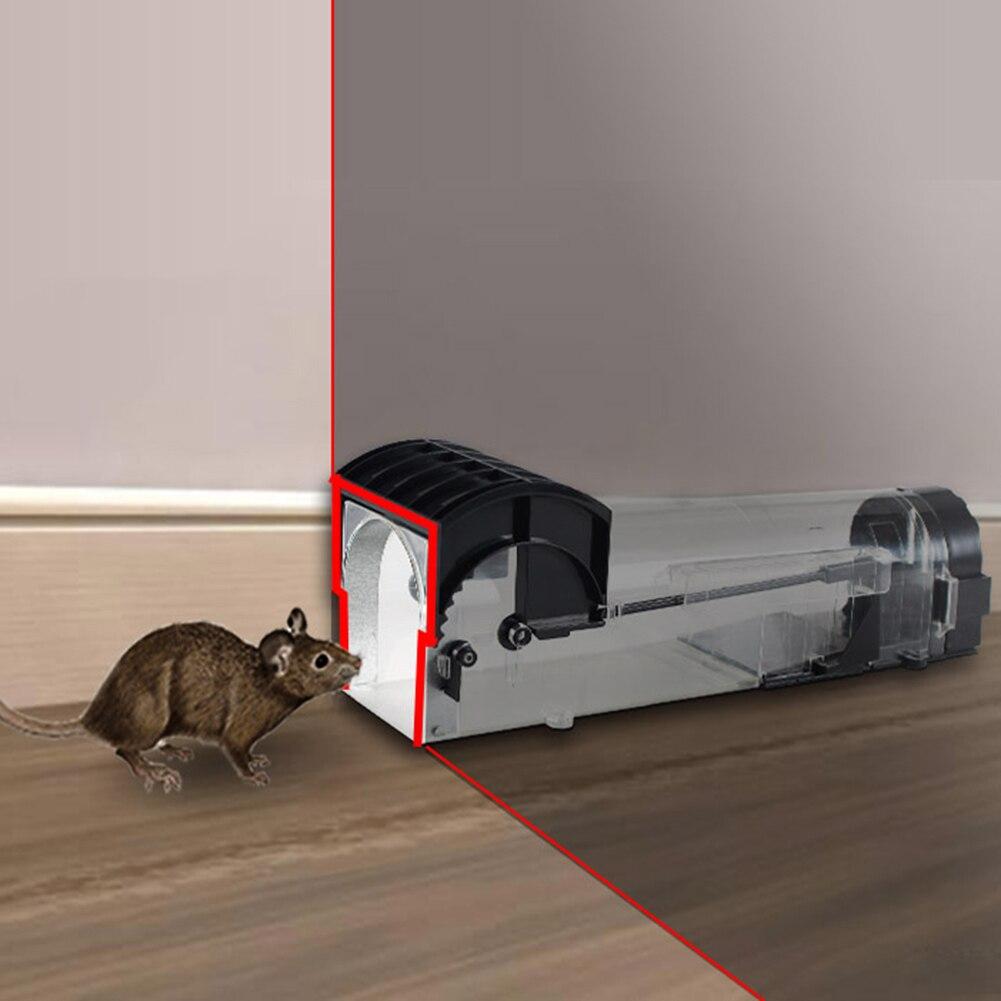 Trampa Inteligente humana para mascotas, cama de ratones con Control de animales,...