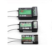 Dorigine Flysky ia6b ia6 ia10b FS-IA6/FS-IA6B/FS-IA10B 6CH 2,4G antenne Double RC récepteur par Flysky FS-I6 FSI6 FS-i6 fs-ia10b