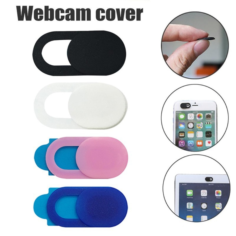 Thin Slide Privacy Protector Universal Smartphone Camera Webcam Cover For IOS/Android Laptop Mobile