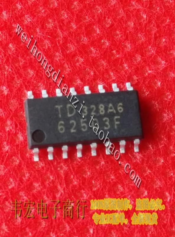 ¡Entrega TD62503F TD62503FB TD62503 SOP16 3,9 MM gratis!