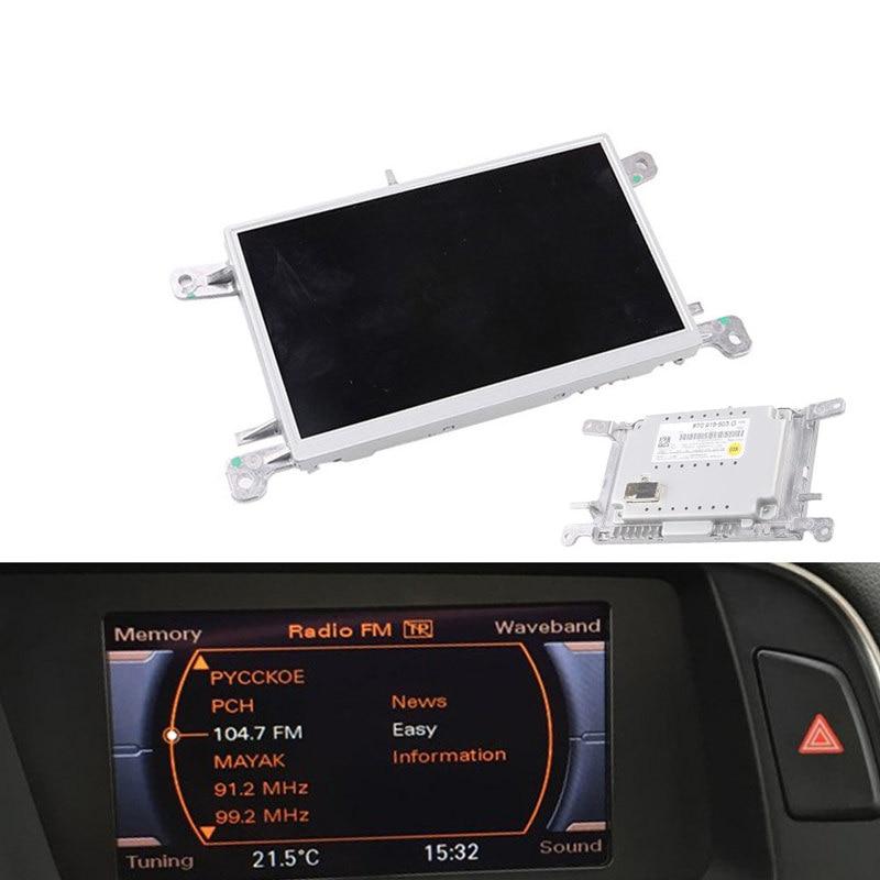 For Audi A4 A5 Q5 MMI display 6.5 inch screen 8T0 919 603 G