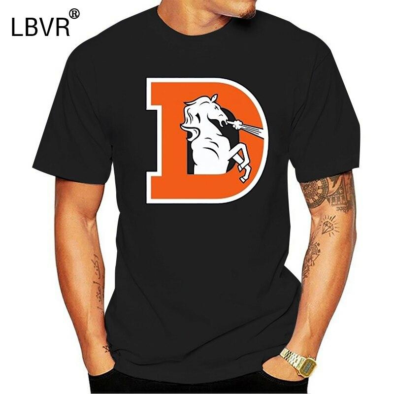 Camiseta SHE want The D, camiseta de Denver, Super Xlviii, Bol de defensa, Broncos Manning, cuello redondo, camisetas de estilo Oversize, estilos