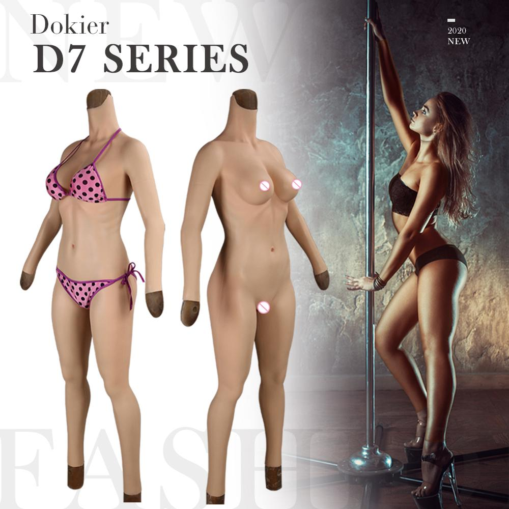 1 pair 3200g g cup full cup one piece silicone breast forms fake artificial boobs tits transgender crossdresser shemale Dokier Realistic No -oil Silicone Bodysuit Crossdresser Fake Boobs Drag Queen Fake Vagina for Transgender Shemale Breast Forms