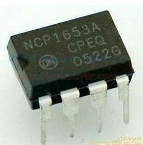 100% New original  NCP1653 NCP1653A DIP-8