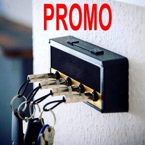 Key Storage Guitar Keychain Holder Jack II Rack 2.0 Electric Key Rack Amp Vintage Amplifier Gift Dropshipping