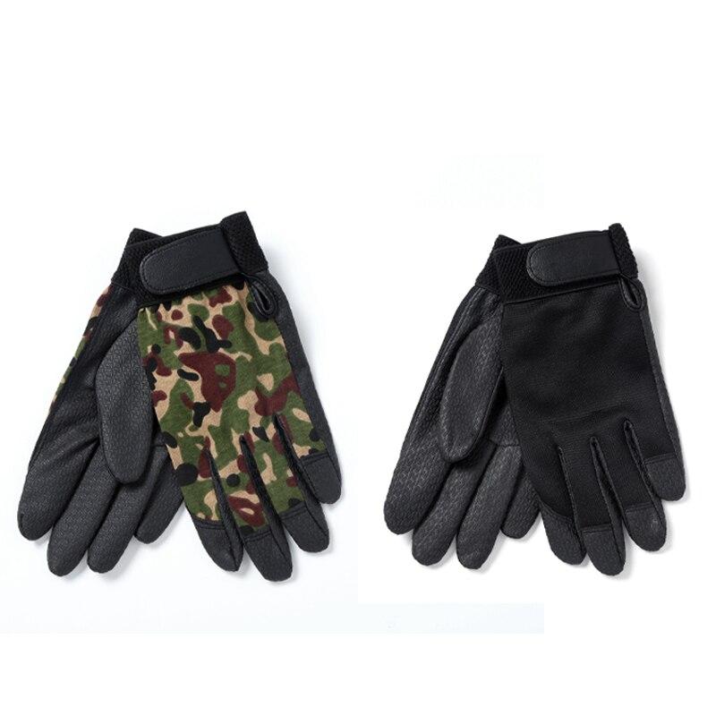 Guantes antideslizantes para conducir para hombres y mujeres, guantes finos para montar, protección solar, senderismo, pesca, pantalla táctil, montañismo, guantes deportivos al aire libre