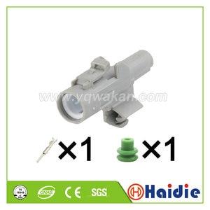 5sets 2pin Auto Toyota Honda oil plug sensor plug wiring plastic cable waterproof connector 7282-1113-40