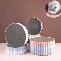 cat scraper wearable toy cat scratcher cardboard scraper for cats katten scratch board scratching post claw grinder pet products