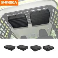 shineka stowing tidying for suzuki jimny 2019 car trunk expansion rack storage bag accessories for suzuki jimny 2019 2020