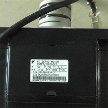 Servomoteur à courant alternatif de SGMPS-08ACA21 de travail testé utilisé