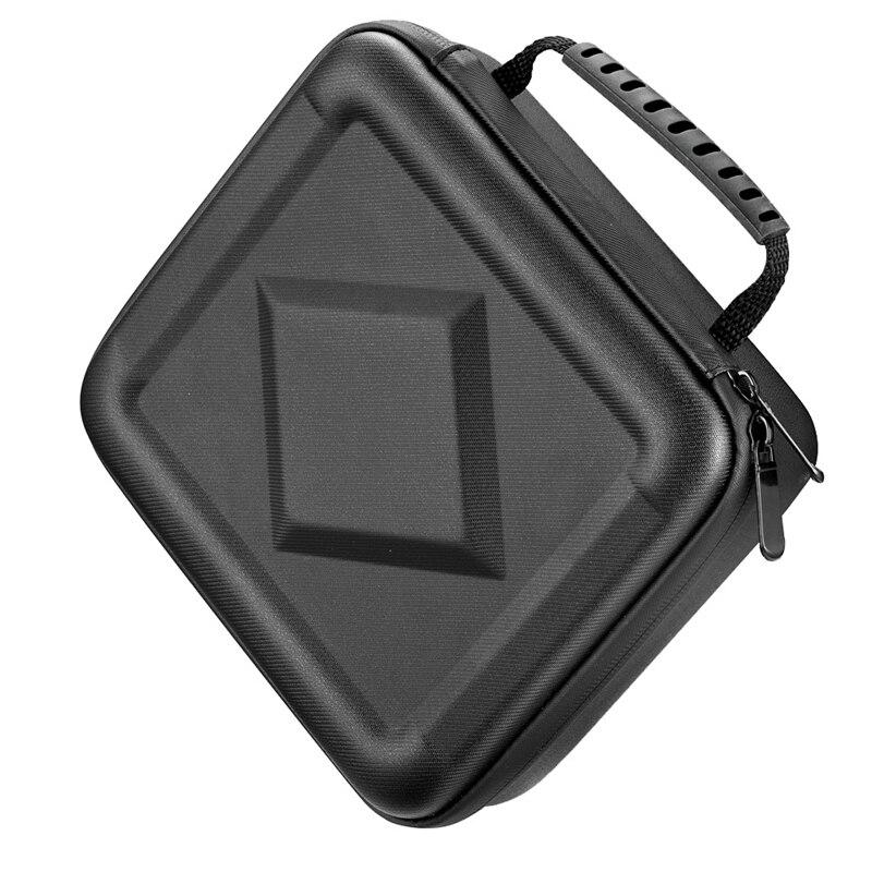 Mini projektör çantası taşınabilir sert depolama taşıma çantası seyahat çantası JMGO T9 projektör (projektör dahil değildir)