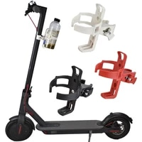 scooter water bottle bracket electric scooter bike cup rack cage holder motorcycle kettle rack for xiaomi m365m365 pro outdoor