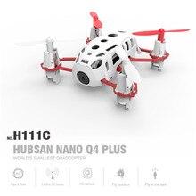 Hubsan H111C Q4 Plus Met 720P Hd Camera 3D Flips Rc Quadcopter Rtf