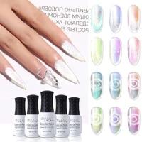 gel nail polish all for manicure cat eye art set mirineer glitter shiny color uv led lacquer soak off matte top coat diy nail