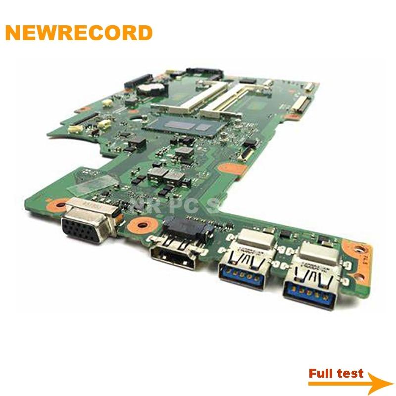 نيوسجل FALESY1 A5A003821010 اللوحة الأم لأجهزة الكمبيوتر المحمول توشيبا الأقمار الصناعية برو R50 R50-B اللوحة الرئيسية i3-4005U وحدة المعالجة المركزية اختبا...