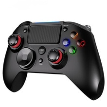 PC263 Wireless Game Controller For PS4/PS3 Upgraded Joystick Gamepad Multiple Trigger Vibration For