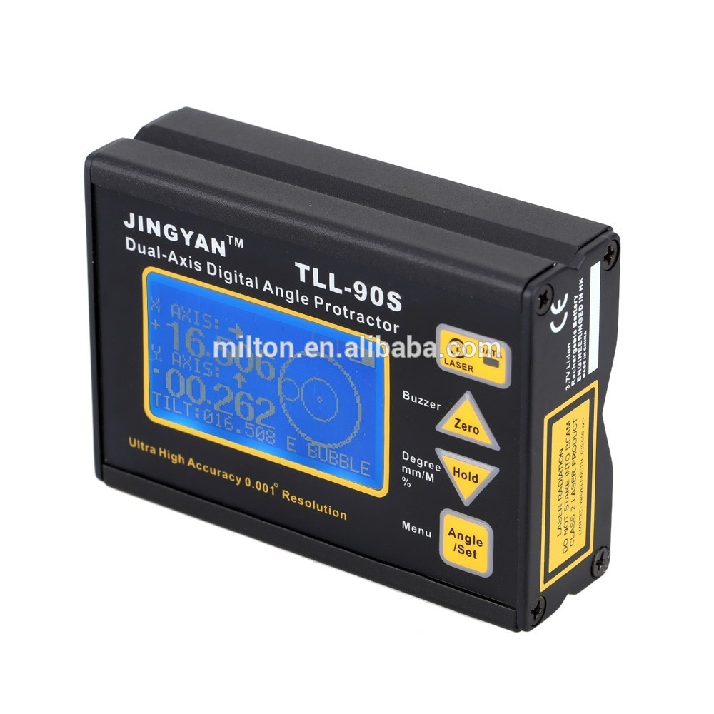 Autorisierten TLL-90S Smart Level Digitale Winkelmesser Neigungs Laser Winkel elektronische Winkelmesser gauge