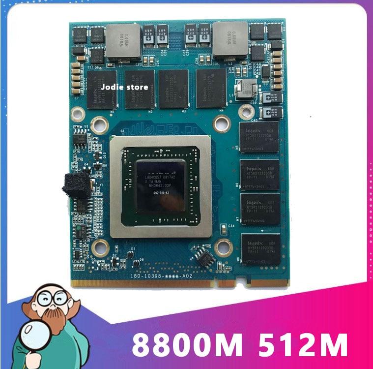 Gráfica de Vídeo para Apple Placa Imac 8800mgs A1225 24 180-10398-0000-a02 661-4664 8800m gs