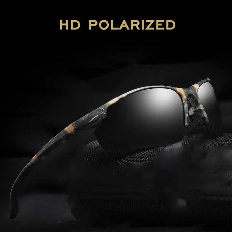 Gafas De Sol polarizadas para hombre, lentes De Sol De lujo con...