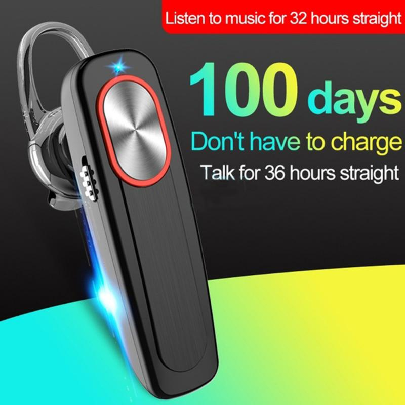 Newest Headset Bluetooth-compatible 4.1 Earphone Handsfree Headphone Mini Wireless Earphone Earbuds Earphone For IPhone Xiaomi enlarge