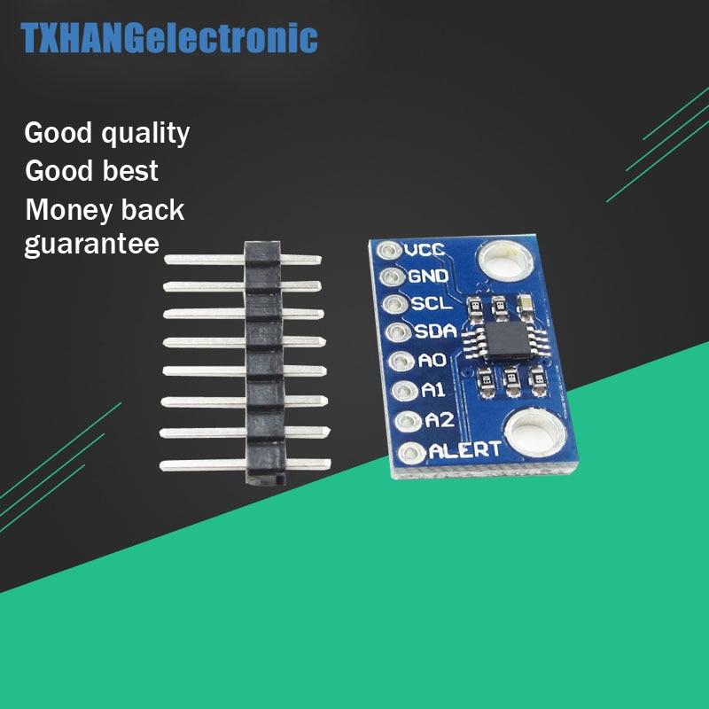 Alta Precisão Sensor de I2C IICTemperature MCP9808 Breakout Board 0.25C/0.0625C para Arduino