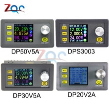 Costante di Tensione di corrente Step-down il Modulo di Alimentazione Programmabile buck Regolatore di Tensione del convertitore LCD A colori voltmetro Amperometro