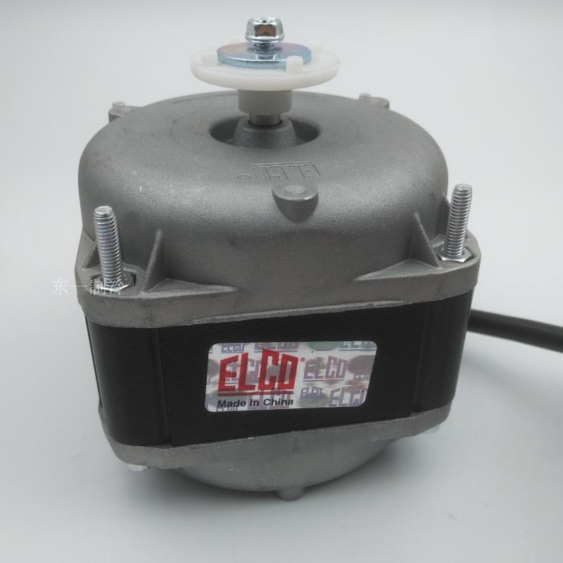 النحاس الأساسية VNT18-30 73 واط الايطالية Aike مروحة ELCO المكثف المبخر الثلاجة تبديد الحرارة محرك مظلل القطب