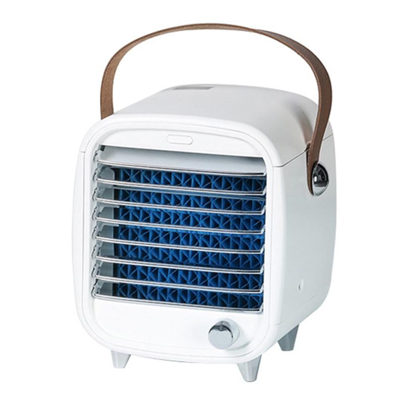 Mini ventilateur de climatiseur Portable USB arctique refroidissement le moyen rapide facile Cool bureau à domicile espace personnel refroidisseur dair ventilateur