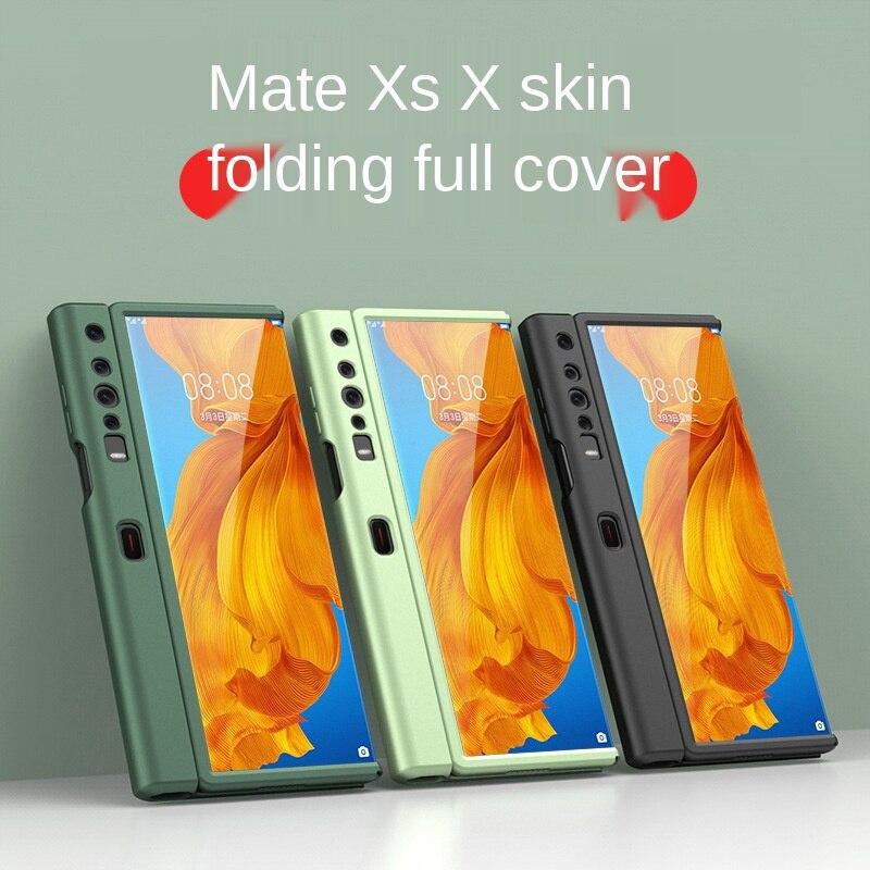 حافظة هاتف هواوي ميت Xs حساسة للبشرة قابلة للطي الحدود ماتي Xs غطاء حماية مغطى بالكامل