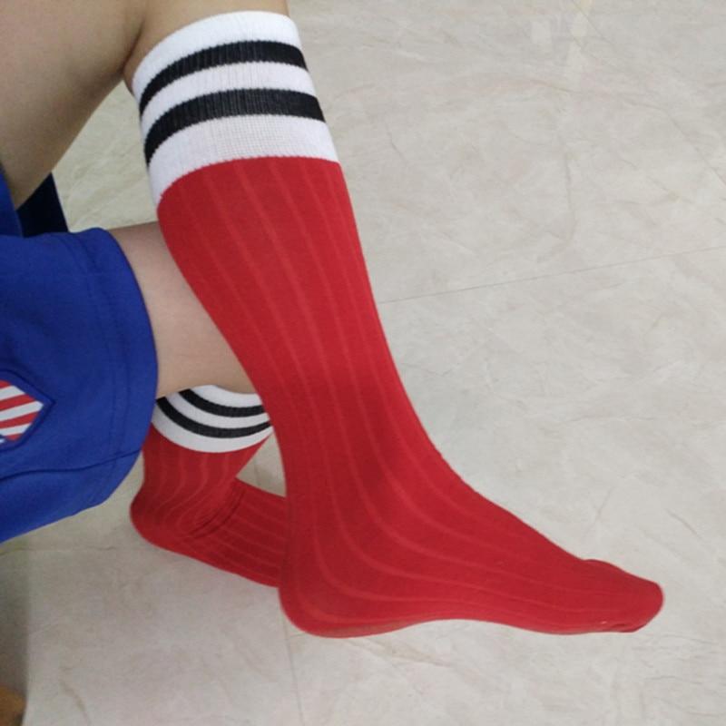 TJ-TingJun 5 Color Kids Boy Sport Baseball Football Soccer Play Long Socks bottoming Hockey Student stocking