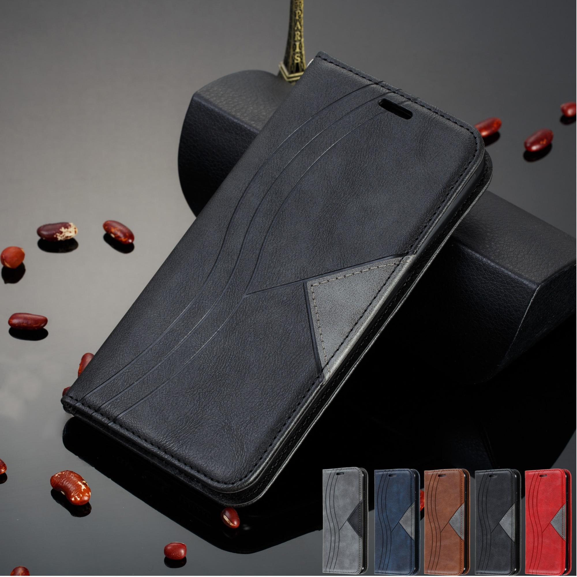 Capa redmi Nota 8 caso para Xiaomi redmi Note8 T 8 7Pro 8pro casos xiomi redmi 8A redmi 8 redmi 8A 7A 6A imán, de piel con tapa coque