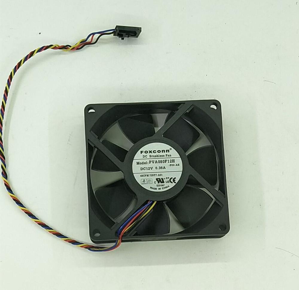Para Dell OPTIPLEX 390 990 790 carcasa del ordenador ventilador de enfriamiento...