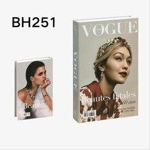 Faux livre ornements Simple moderne anglais décoration accessoires livre modèle café hôtel accessoires souples modèle de livre