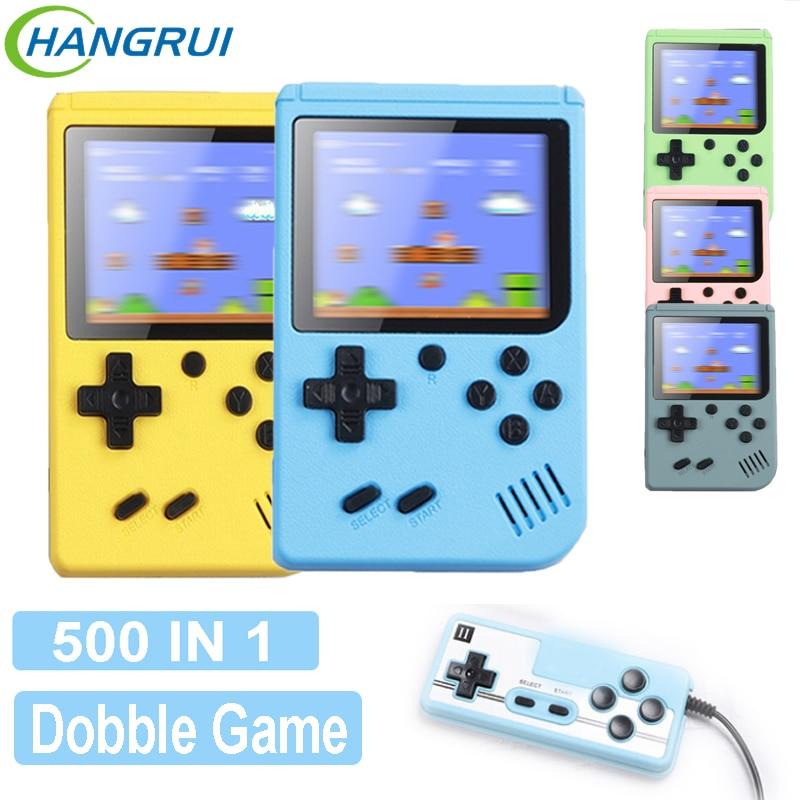 Consola de juegos Retro Mini portátil de bolsillo de Video juego jugador...