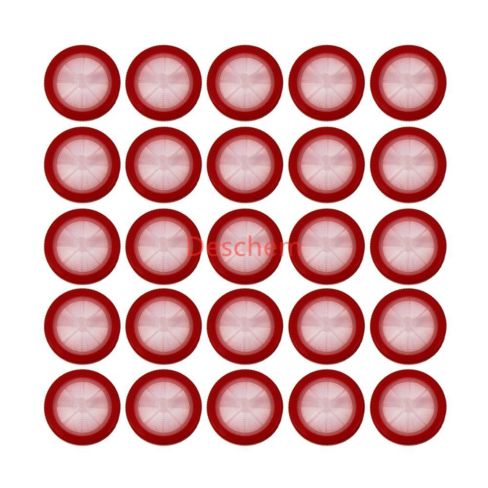 PTFE filtro de jeringa 25MM 0.22um 25 unids/bolsa... Deschem instrumentos químicos de laboratorio