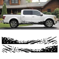 1 set car off road camper mountain range stickers door body sticker decal graphic sticker for ford ranger pickup nissan navara