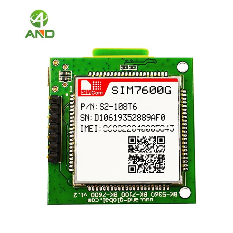 Sim7600g breakout,mini sim7600g cat1 kits, placa do módulo sim7600g