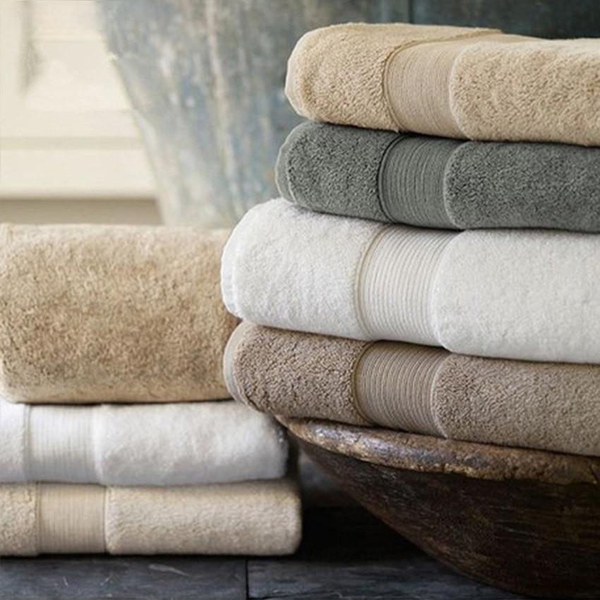 منشفة شاطىء قطنية مصرية تيري فوط استحمام الحمام 70*140 سنتيمتر 650 جرام سميكة فاخرة الصلبة للحمام سبا فوط استحمام للكبار